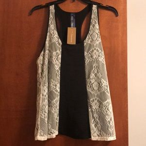 NWT Cute going out party top